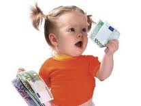 Kinderalimentatie betalen?!